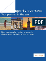 """""""Pensions in the Sun Brochure"""""""