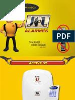 Curso de alarme JFL