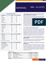 Semanal Security Vida 2019-08-05
