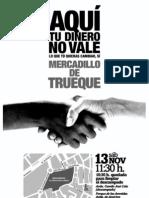 Trueque 13 Nov