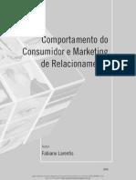 Comportamento Do Consumidor e Mkt de Relacionamento