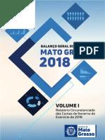 Volume 1_Relatório Circunstanciado Contas Governo 2018