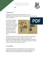 Informe Final  Periodico Y Revistas