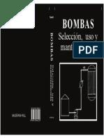 Bombas, Selección Uso y Mantenimiento. 150-EXTRA