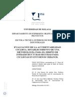 EVALUACIÓN DE LA IMPLEMENTACIÓN DE LOS PLANES DE MOVILIDAD DE TRES CIUDADES
