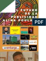 EL FUTURO DE LA PUBLICIDAD - ALINA POULAIN