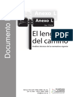 El Lenguaje Del Camino - Anexo L (1)