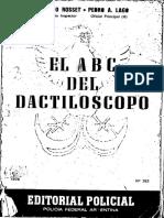 Capitulo 01 - ABC del dactiloscopo
