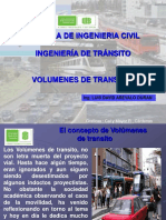 Volumenes de Transito