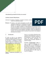 INFORME Determinacion Gravimetrica Del SiO2