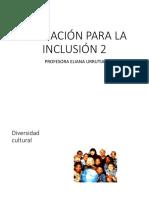 Educación Para La Inclusión 2