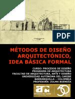 2017 Documento Guia Para El Curso de Metodos de Diseños e Idea Primaria