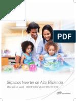 Mini Splits Inverter - Folleto Comercial (Español).pdf