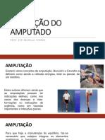AVALIAÇÃO DO AMPUTADO