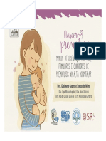 Manual de bebês prematuro