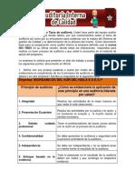 FormatoTaller Principios de Auditoria