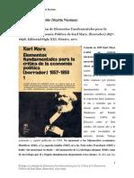 El Marx Desconocido