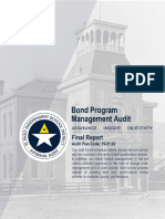 EPISD Bond Program Management Audit_08.09.19