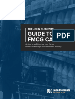 The John Clements Guide to FMCG Careers 2