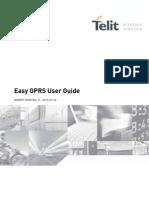 Telit Easy GPRS User Guide r8