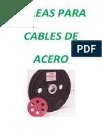 Tema 2-Mec 292 Apunte de Poleas Para Cable de Acero