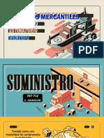 Contratos mercantiles -Suministro- Estimatorio- Renting