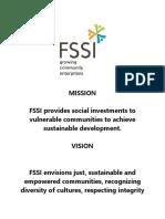 FSSI Members