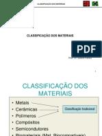Classe de Materiais