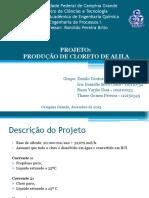 Apresentação Engenharia de Processos I - Producao de cloreto de alila.pptx