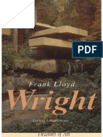 Frank Lloyd WRIGHT by Trewin Coppletone