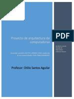 Proyecto de Arquitectura de Computadoras