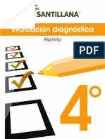diagnostico 4 santillana