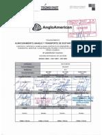 7451-P-OP-010 Almacenamiento de Sustancias Peligrosas R0