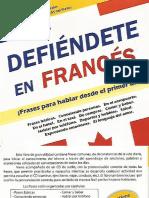 Defiendete en francés