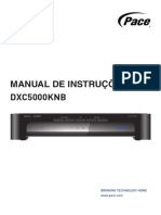 Manual de Instrucoes Dxc5000knb