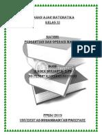 Kadek Bahan Ajar Matriks.docx