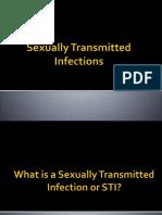 STI diseases