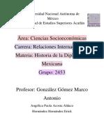 Desarrollo Estabilizador Milagro Mexicano