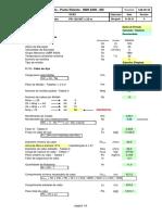 Programa de Cálculo - Ponte Rolante - Elevação