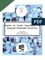 Esporte da Escola - Experiências na formação continuada e em serviço.pdf