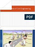 Practice for civil engineering