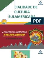 Cultura Sul Americana