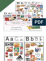 Alfabetos Com Rotulos S&