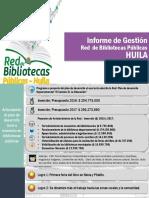 Informe de Gestión Red HUILA