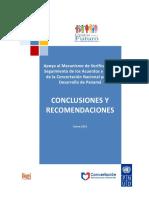 11.Conclusiones y Recomendaciones