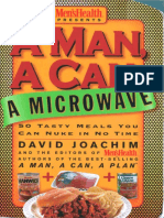 Microwave Recipes A Man, a Can, a Microwave.pdf