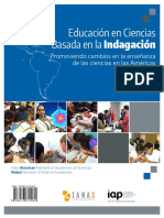 Educacion en Ciencias Basada en La Indagacion
