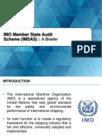 IMO Member State Audit Scheme (IMSAS)