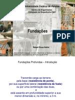 7 Fundações Profundas