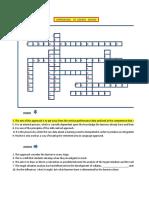 Crossword u3t1